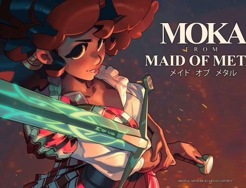 Moka's Theme «Maid of Metal»